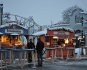 Targ de Craciun in Prater