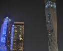 Dubai Marina by night 6